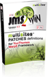 Multi Sites Patches definition for Yoothemes WARP5,6,7